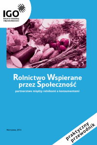 Community Supported Agriculture guidebook