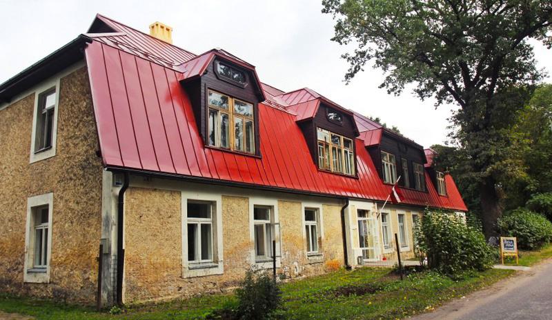 Ikskile Free School - school building